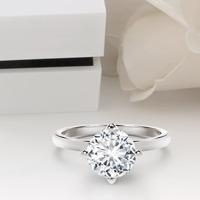 Cuidados de mi anillo de compromiso