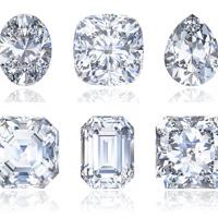 Formas del diamante