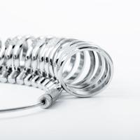 ¿Cómo elegir el tamaño correcto del anillo de compromiso?