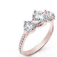 ¿En qué dedo se utiliza el anillo de compromiso?