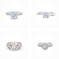 Tipos de anillos de compromiso